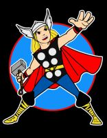 Thor remastered by AlanSchell