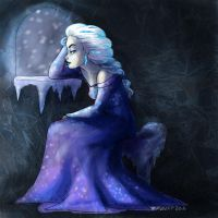 Snow Queen by Bonequisha