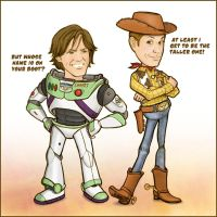 J2 Toy Story by maichan-art