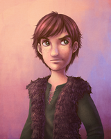 Hiccup by trowicia