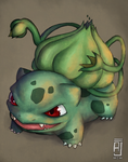 Bulbasaur by alpin-j