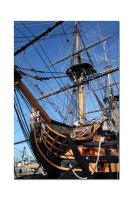 HMS Victory No7 by unclejuice