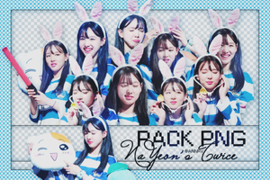 270616 Pack PNG NaYeon's Twice by ANNRV