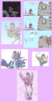 TF - A random doodle dump5 by Rosey-Raven