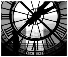 Timekeeper by UnicyclistJoe