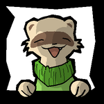 another ferret pic by Socalbandit