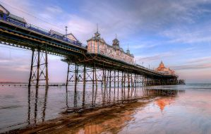 Reflecting our Piers by wreck-photography