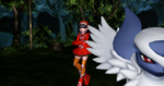 MMD Newcomer Aliana + DL by Valforwing
