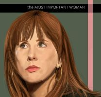the Most Important Woman by Aakami