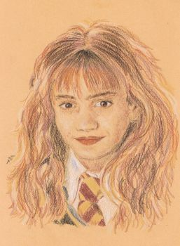 Hermione by Frodos
