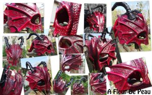 Casque Dragoncopie by Artapologia