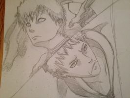 gaara and hid father by youngazizou