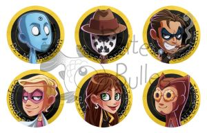 Watchmen badges by JackPot-84