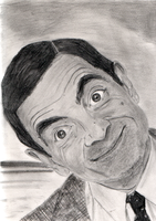 Mr Bean by SalmaAshraf