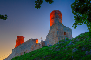 Shine of Castle by marrciano