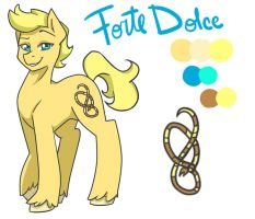 Forte Dolce by Joint-ParodiCa