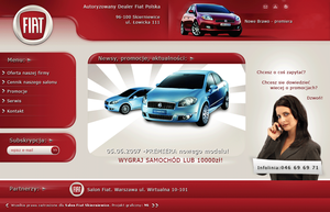 Fiat Dealer Interface. by kamazzz