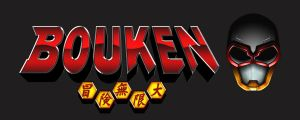 BOUKEN LOGO by ICComics