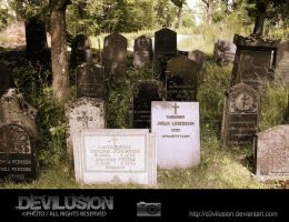 IMG 6870-Gravestones by D3vilusion