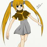 Anime happy Girl by B-Injection