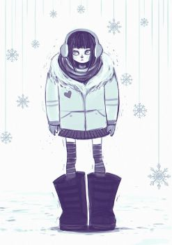 Winter by Lun-acy