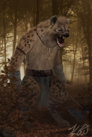 Gnoll by KCzhang