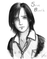 Sirius Black by Neryl