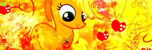 Applejack Signature (Mane 6 Collection) by Lunell