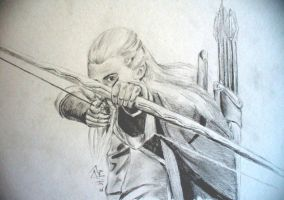 legolas by me3xR