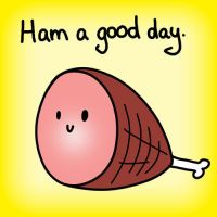 Ham a good day by cystemic