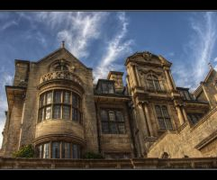 Oxford 4 by Isyala