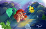She's a Little Mermaid by Blossom525