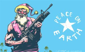 Peace on Earth by leeoconnor