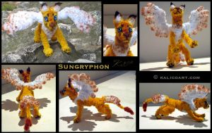 SunGryphon -- Pipe Cleaners by kalicothekat