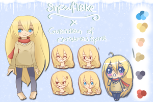 .:Snowflake:. Full Reference by Madolche
