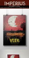 Halloween - V1 - Flyer Template -- Imperius by ImperiusDesigns