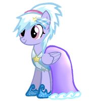 Cloudchaser's Gala Dress by Skittles91k