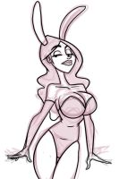 Bunny Girl by IAMARG
