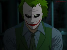 Why so serious? by yanha
