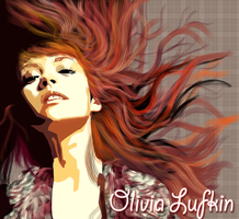Olivia Lufkin - Vector by thalion-lie