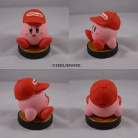 Kirby Diddy Hat by ChibiSilverWings