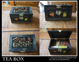 Tea box by selene713