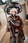 Raiden Mariachi for IgroMir and ComicCon Russia by WhiteDemon19