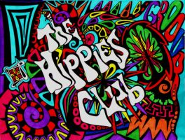 hippies club by hesterkin