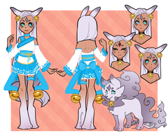 [C] Outfit ref by Pikapaws
