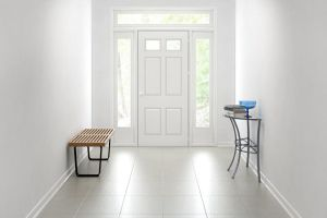 Mr Clean Foyer by zodevdesign