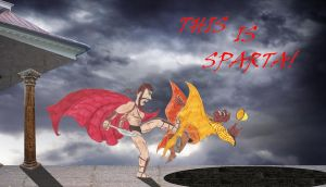 This is SPARTA by sgste