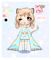 [ADOPTABLE 100 POINTS] - [CLOSED] by Somichii