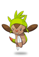 Chespin by JayEcho