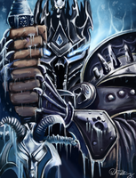 The Lich King by rockforce